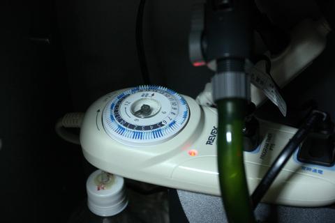 20101230アクアリウム(水槽道具)照明プログラムタイマー.JPG