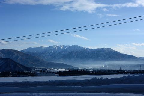 20101227アクアリウム(冬)雪山.JPG