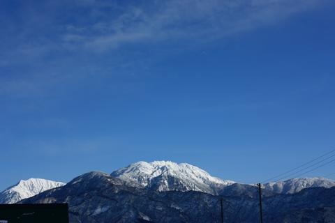 20101227アクアリウム(冬)雪山八海山.JPG